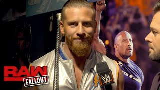 Curt Hawkins is undefeated in 2018: Raw Fallout, Jan. 1, 2018