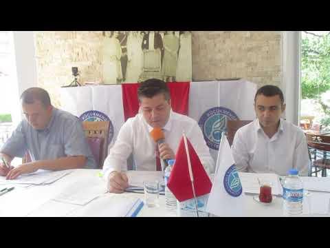 Küçük Menderes Sulama Birliği'nde son genel kurul toplantısı 2