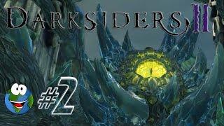 Прохождение Darksiders II Deathinitive Edition #2 - Возмездие косы Жнеца(Darksiders II Deathinitive Edition - это приключение с эпической, фэнтезийной вселенной. ⇓⇓⇓⇓⇓⇓⇓⇓⇓ Это интересно ⇓⇓⇓..., 2016-04-15T14:57:06.000Z)