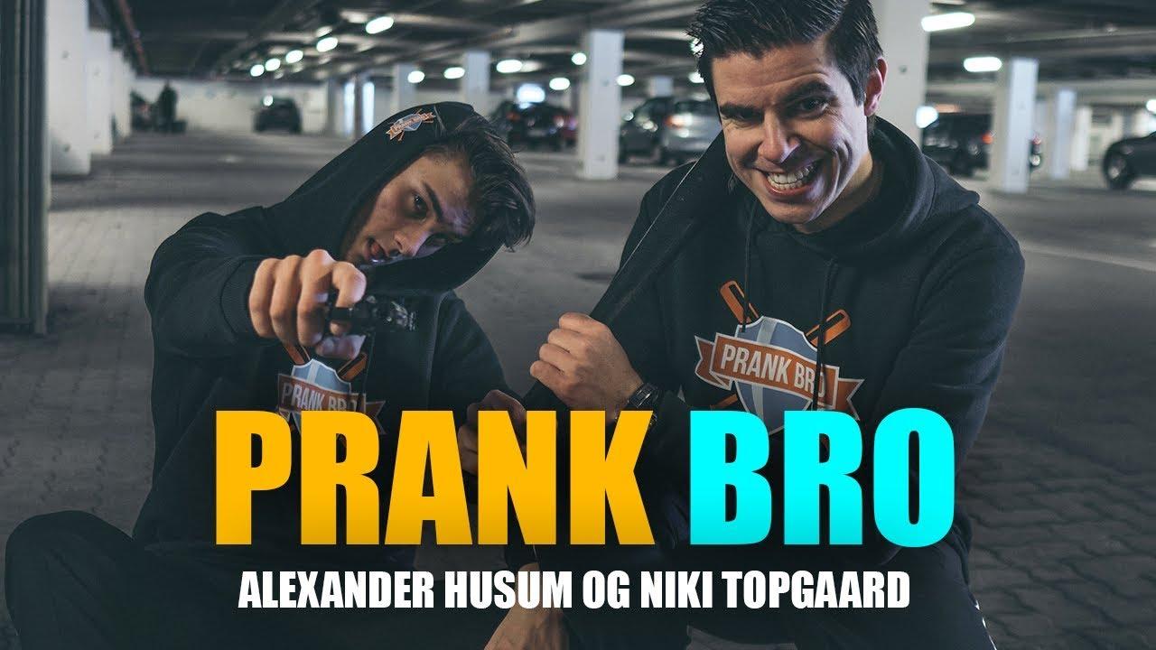 Alexander Husum - PRANK BRO feat. Niki Topgaard