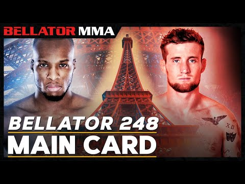 Main Card | Bellator 248: MVP vs. Houston