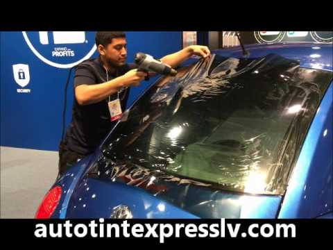 THE BEST TOP 5 TINT ON SEMA SHOW 2016