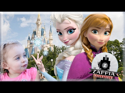 Disney World 2017 - Zappia Adventures #1