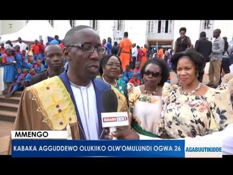 Mmengo: Kabaka agguddewo olukiiko olw'omulundi ogwa 26.