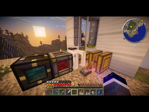 Energy Tesseract System - Num FTB Unleashed #12