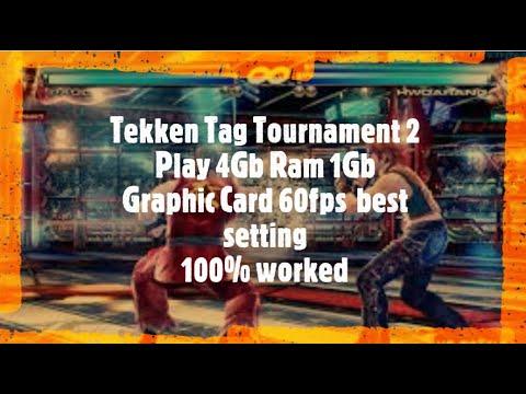 Tekken Tag Tournament 2 Cemu Wii U Emulator Play FULLY ...