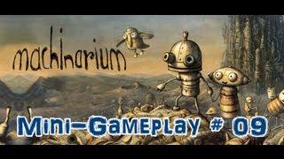 Mini-Gameplay # 09 - Machinarium (PC)