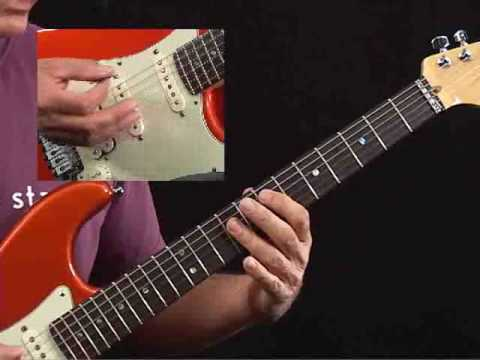 How to Play Guitar Like Rory Gallagher - Example 1a ...