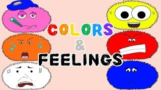 Colors and Feelings Song