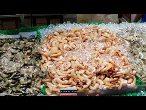 SeaFood Market : The Wharf @ Washington DC