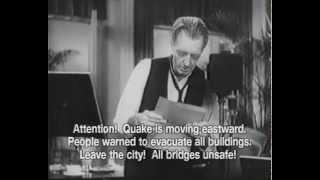 Deluge (1933) La distruzione di New York prima dell'11 Settembre 2001
