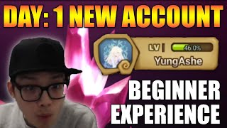 [Ep. 1] Starting a FRESH Summoners War account in 2020 (Day 1)