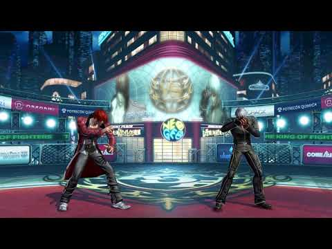 THE KING OF FIGHTERS XIV STEAM EDITION - GamePlay 1 |