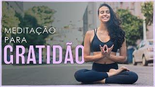 Meditação para GRATIDÃO  Meditação Guiada - Fernanda Yoga
