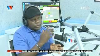 #LIVE : KURASA ZA MAGAZETI NDANI YA WASAFI FM  (JAN 24, 2020)