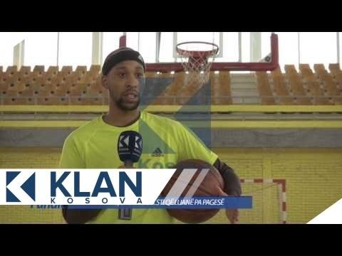 Mike Lewis, basketbollisti që luan pa pagesë - 13.01.2016 - Klan Kosova