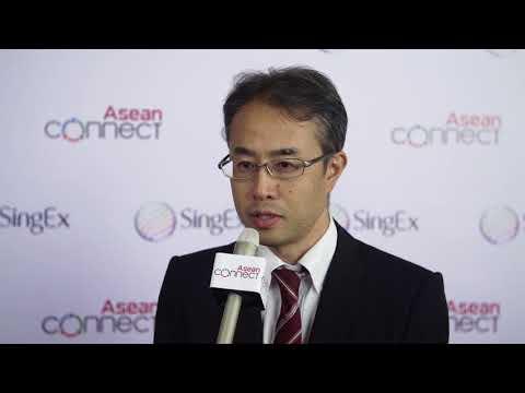 Eitaro Kojima - Asean Connect 2017