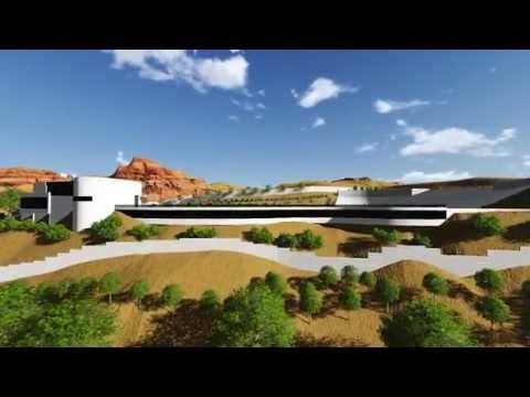 Bamiyan Cultural Center - concept design