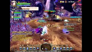 Dragon Nest - Crescent Moon Path (New Dungeon)