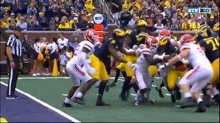 2019 Michigan Football Highlights v Rutgers
