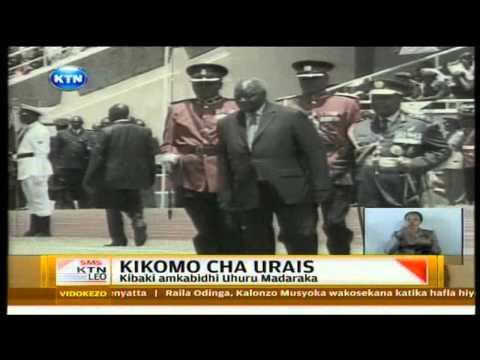 Kikomo cha Urais wa Mwai Kibaki