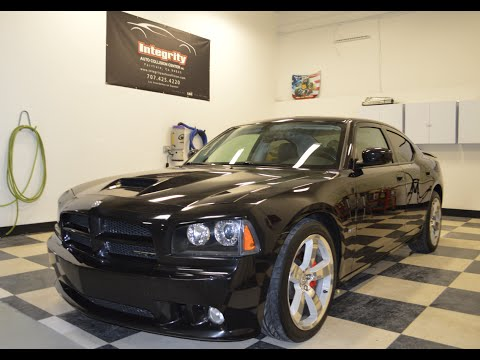 [Repair Process] Before and After of a 2010 Dodge Charger SRT