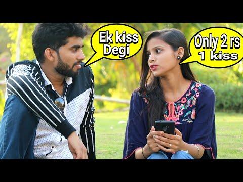 Shaadi Karegi kya | Only 2 Rupees  one kiss | Tu Hai Meri Kiran comedy version | {BRbhai}
