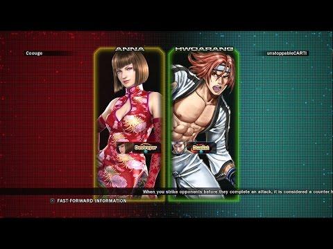 543  Tekken Tag Tournament 2  Coouge Anna Williams vs unstoppableCARTI Hwoarang