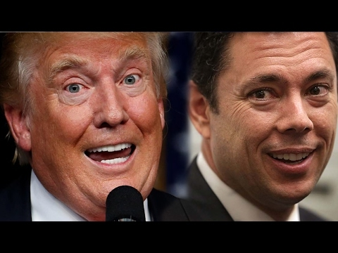 Jason Chaffetz Meets Trump