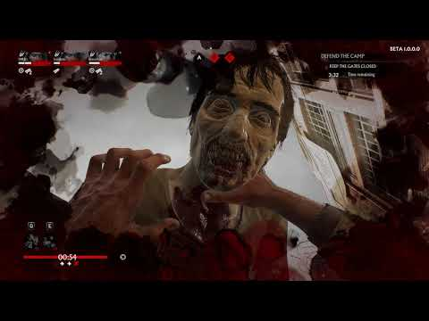 Overkill's The Walking Dead / PC / BETA / 4K / maxed out - First try.. thumbnail