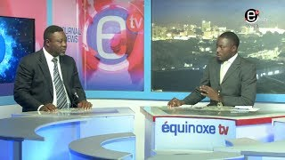 THE 6PM NEWS WEDNESDAY 30th OCTOBER 2019 - EQUINOXE TV