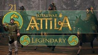 Обложка Let S Play Total War Attila Legendary Franks Ep 21 Death Of A King