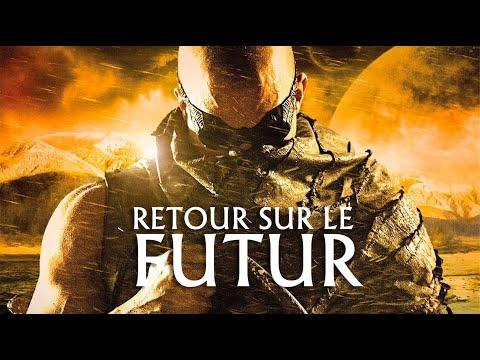 RETOUR SUR LE FUTUR - Les Chroniques de Riddick : Dead Man Stalking poster
