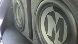 2004 Mazda3 w/ Dual 12