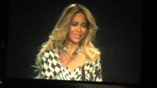 Beyoncé - I Will Always love you/Heaven/XO The Mrs. Carter Show World Tour 27/03 Lisboa, Portugal