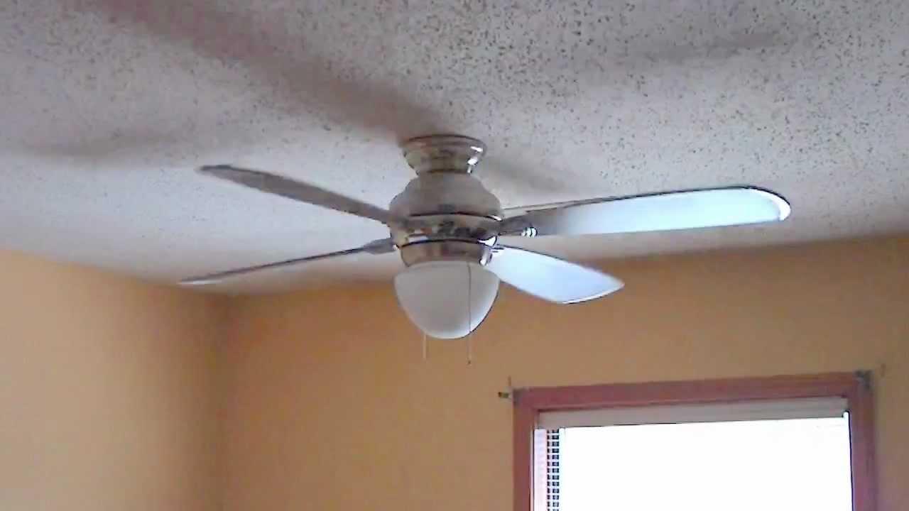 """52"""" Hampton Bay Tripoli Ceiling Fan"""