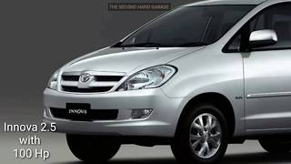 Top 7 seater Used cars Under Rs.5 lakhs