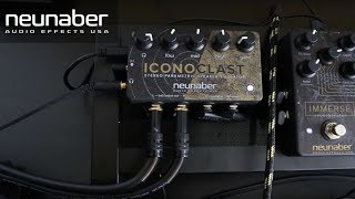 Neunaber Iconoclast Speaker Emulator - First Impressions