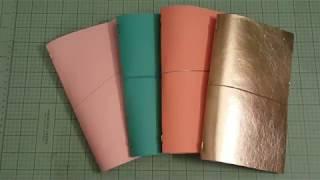 Woohoo I made a Faux-Dori using faux leather!!