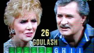 AW's Linda Dano and Kale Browne on Super Password--Part 8