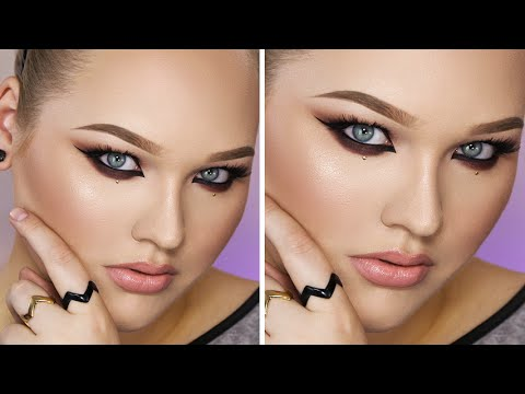 Arabian Nights Smokey Eyes | The Makeup Buzz TAG!