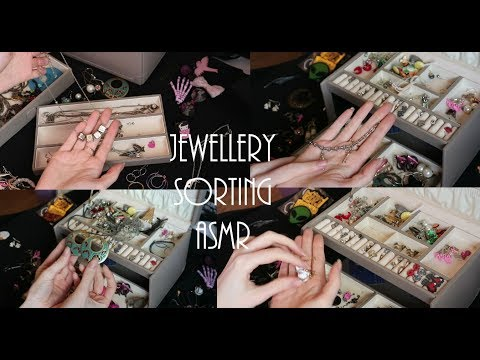 Sorting My Jewellery (ASMR)