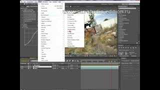 Создание сталкеровской аномалии для видео
