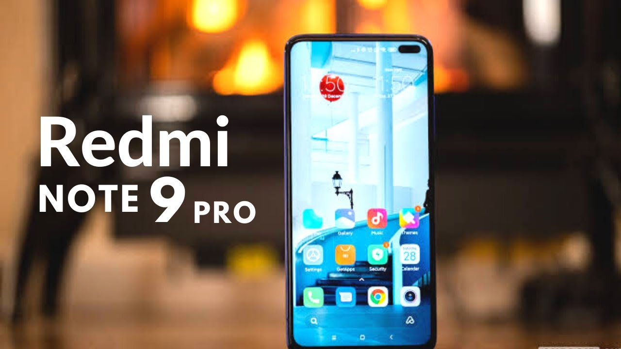 Redmi Note 9 Pro Full Specifications 5g Price Launch Date In India Youtube