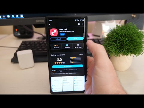 Good Lock 2019 PSA One UI 2 Android 10 Note 10 And Galaxy S10