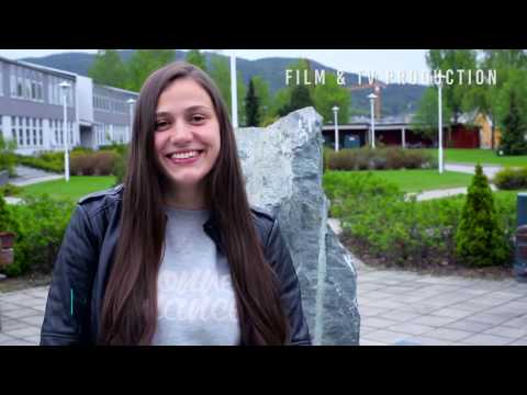 International media bachelor studies at Nord University, Norway