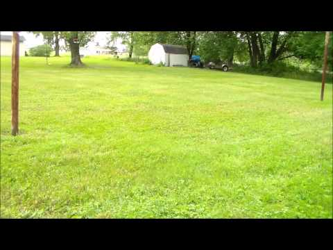 Realtime Footage Lawn Care Mowing Simplicity Citation