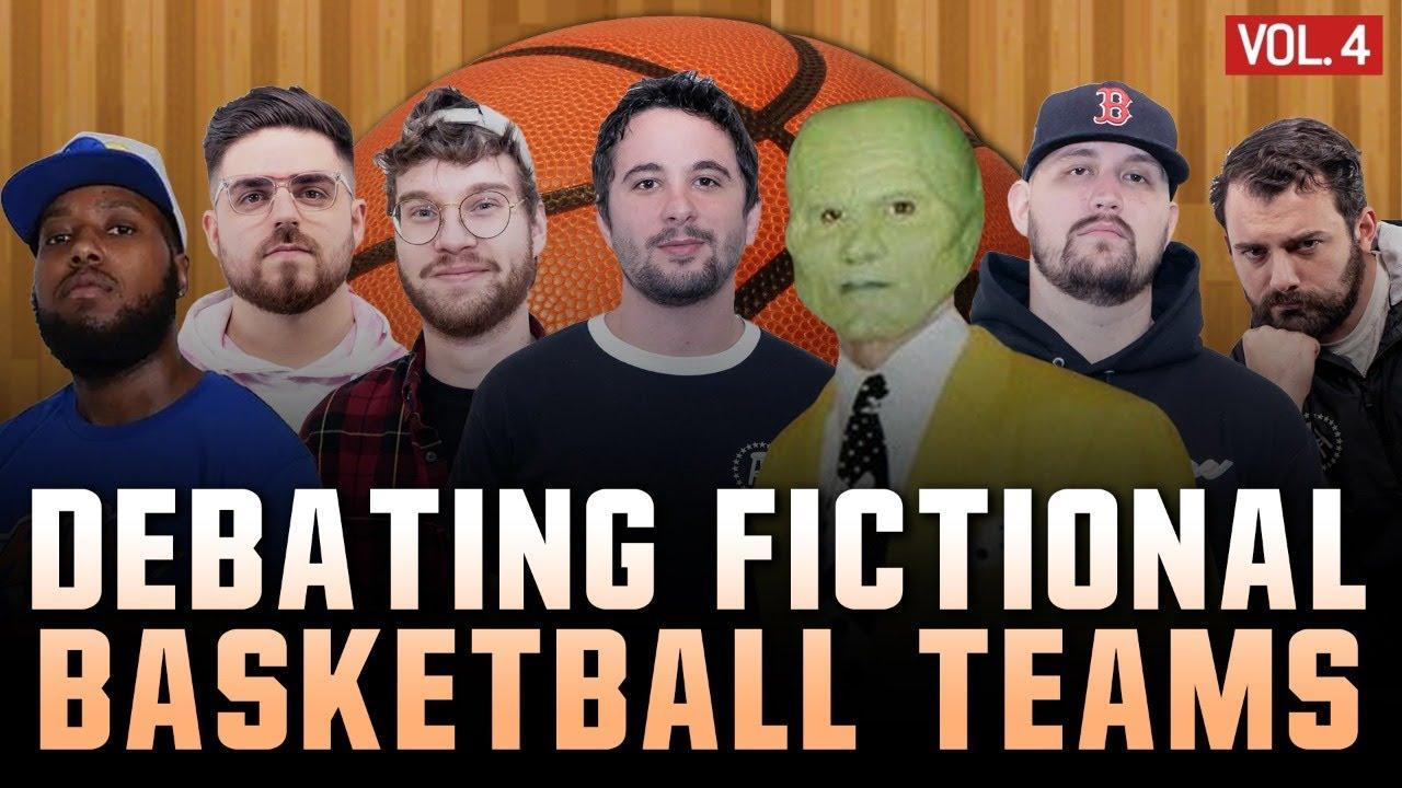 Download Fictional Debates (Season 1, Basketball vol. 4)