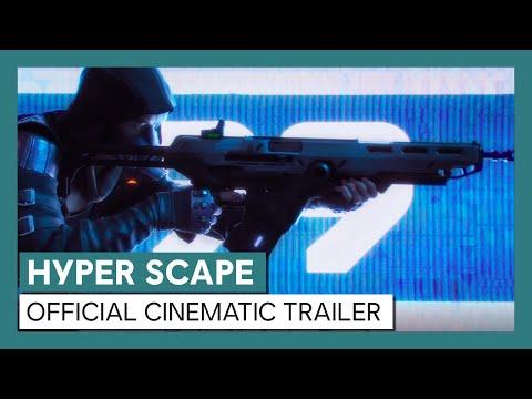 Hyper Scape: Official Cinematic Trailer