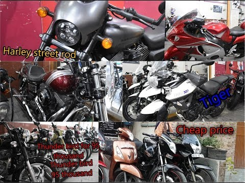 Best second hand bikes in Delhi [ superbikes , bikes , bullet , ktm ] at cheap price